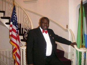 Sierra Leone Ambassador to the US – Ambassador Bokari Stevens