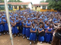 SCHOOL I IN KENEMA