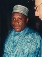 Ambassador Alie Bangura