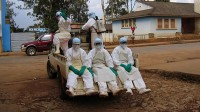 ebolavehicle