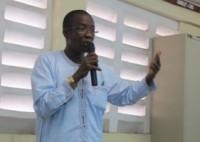 Dr. Abubakar Fofanah, New Minister of Health