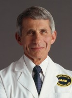 Anthony Fauci, Director, National Institute of Allergy and Infectious Diseases.