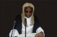 Honourable S B B Dumbuya, Speaker of the house