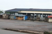 The Moyamba Junction Central Market
