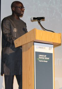 Adama Dieng, United Nations Special Adviser on the-Prevention of Genocide