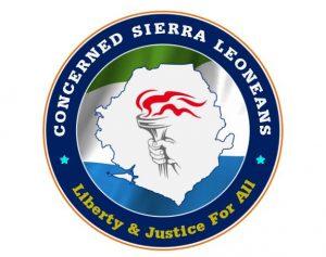 Concerned Sierra Leoneans Logo