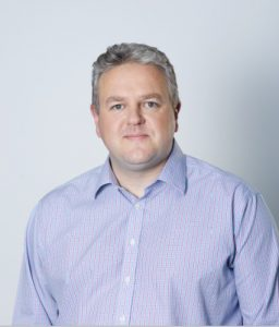 Oliver Facey, Vice President of Operations for DHL Express Sub-Sahara Africa