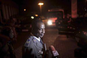 Gen. Gilbert Diendere, who was named leader of Burkina Faso on Thursday