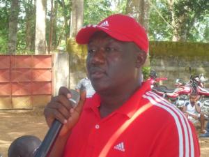 Musa Tarawally, Minister of Landas
