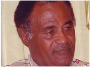 Dr Edward Nahim, Sierra Leonean Psychiatrist
