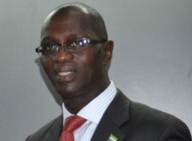 Paolo Conteh, Minister of Internal Affairs